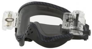 Masque OAKLEY O Frame True Carbon Race Ready Roll-Off écran transparent  Promo 3dbafdfcbe13